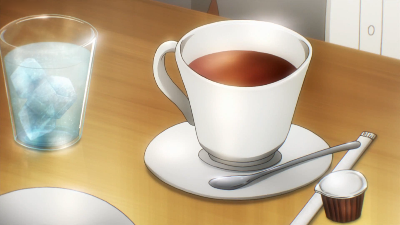 cafe nocturno