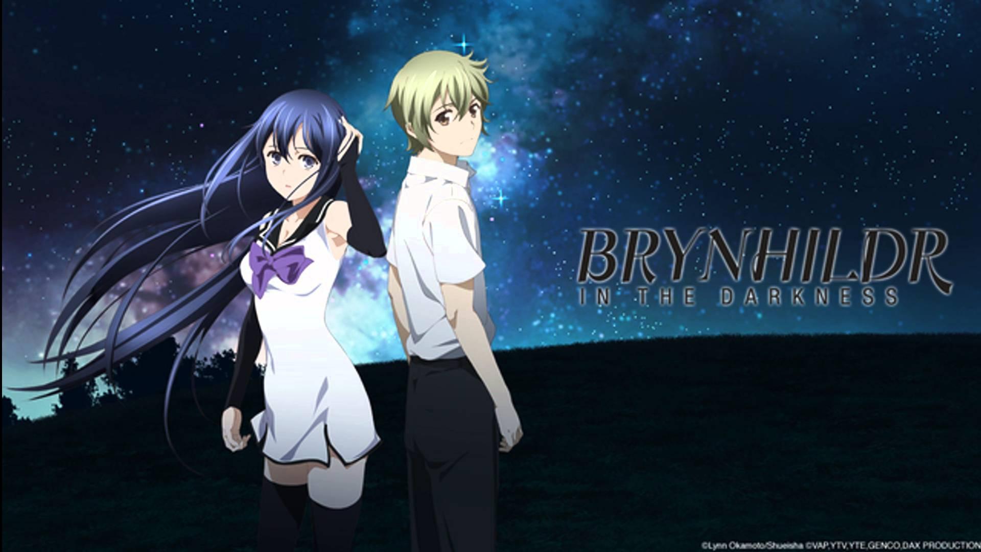 Gokukoku no Brynhildr (Brynhildr in the Darkness)